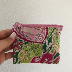Vera Bradley money purse